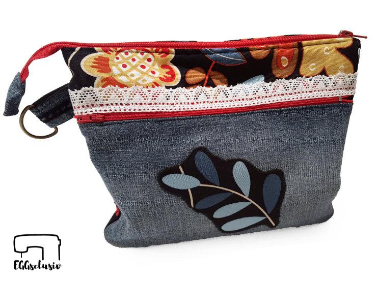 5-Fach-Tasche Adventskalendertasche2015 von Farbenmix nähen