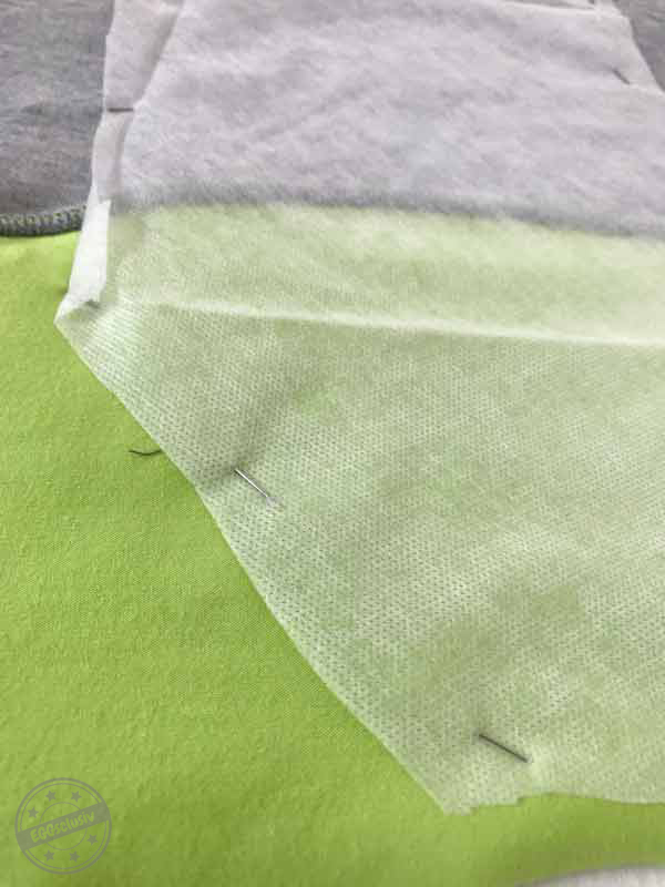 EGGsclusiv: Nähmalen, Applizieren mit dem Bernina BSR Stitch Regulator