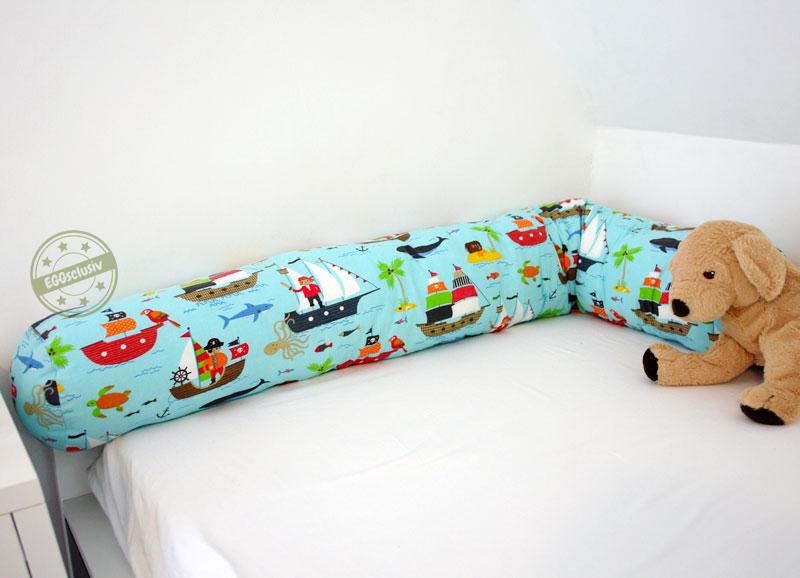 EGGsclusiv: Bettschlange nähen für Kinder als Weihnachtsgeschenk