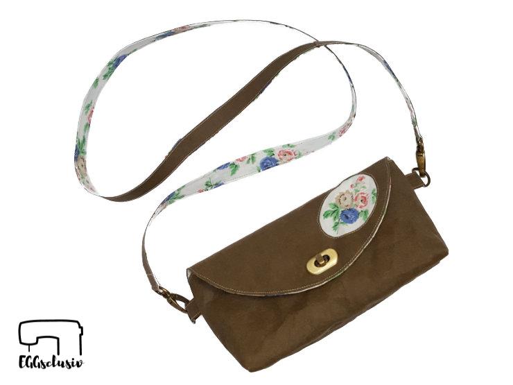 Betty Button Bag von liebedienre aus SnapPap nähen