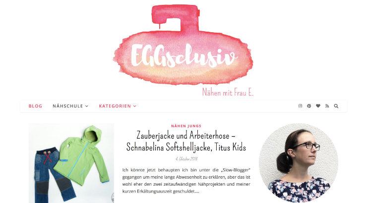 EGGsclusiv: mein Umzug Blogger zu WordPress