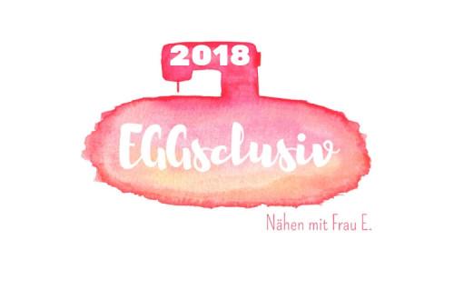 EGGsclusiv: Jahresrückblick 2018 Nähen, Blog, Facebook, Instagram, Pinterest