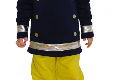 EGGsclusiv: Karnevalskostüm nähen Feuerwehrmann Sam aus Freebooks