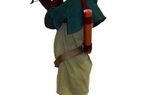 EGGsclusiv: Karnevalskostüm nähen Robin Hood aus Freebooks