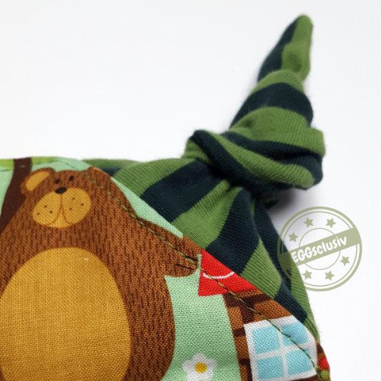 EGGsclusiv: Kni-Kna-Knistertuch nähen für Babys - Little Ms Lucky