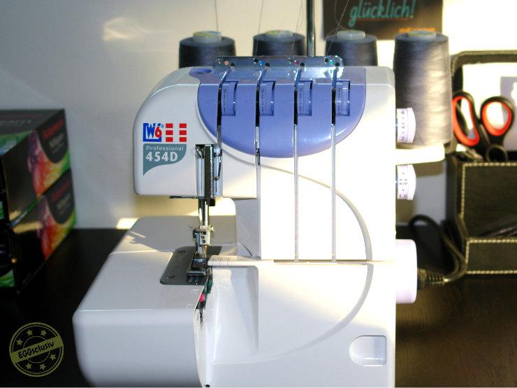 EGGsclusiv: mein Nähplatz mit Nähmaschinen und Werkzeug
