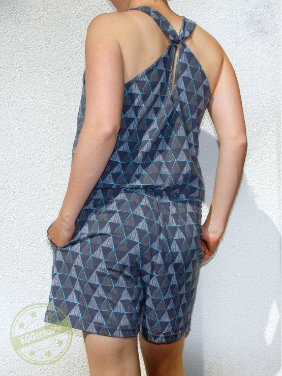 Overall 118A aus der Burda Style nähen für Frauen
