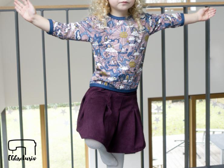 EGGsclusiv: Rock Rapunzel, Shirt Wild Grrr