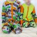 EGGsclusiv: Schlafanzug nähen Overall Sandmann - Ottobre