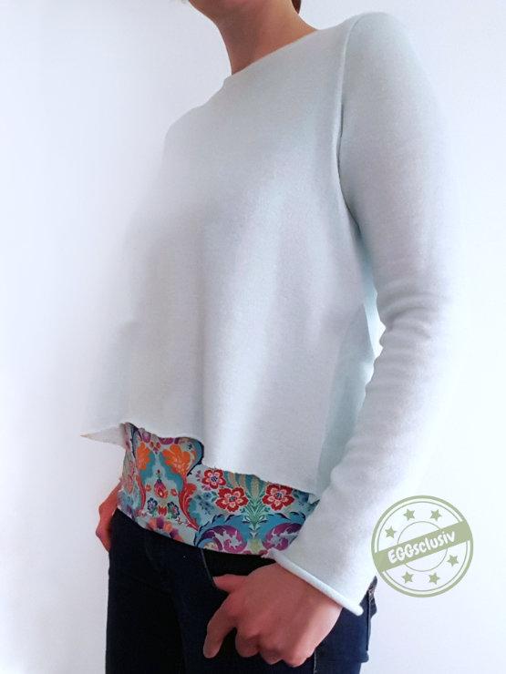 Shirt 103A aus der Burda Style nähen für Frauen