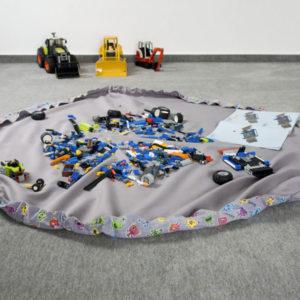 EGGsclusiv: LEGO Aufräummatte nähen