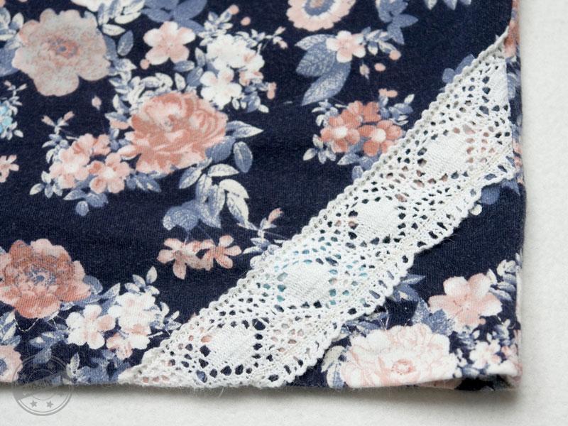 EGGsclusiv: Shirt nähen für Frauen, Zeitlos - Nähkind, Freebook, kostenlos, Blumenprint
